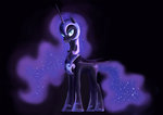 highres nightmare_moon plainoasis
