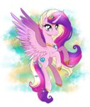 highres princess_cadance selinmarsou