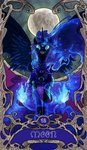highres nightmare_moon soursketches tarot