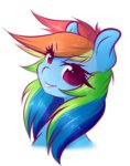 fluffymaiden highres rainbow_dash
