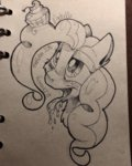 mychelle pinkie_pie traditional_art