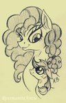 applejack filly highres pear_butter rossmaniteanzu traditional_art