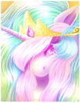 highres naughty-savage princess_celestia