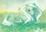 annapommes butterfly g1 minty_(g1) traditional_art