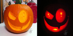 carving discord disgourd horrible_pun invderlava pumpkin pumpkin_carving