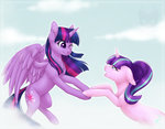 doekitty highres princess_twilight starlight_glimmer twilight_sparkle