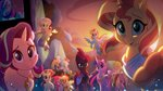 absurdres applejack discord fluttershy highres light262 main_six pinkie_pie princess_twilight rainbow_dash rarity spike starlight_glimmer sunset_shimmer tempest_shadow the_great_and_powerful_trixie twilight_sparkle