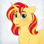 highres pon3boi sunset_shimmer