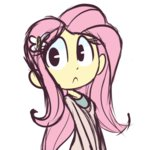equestria_girls fluttershy humanized lilboulder