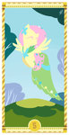 border dress fluttershy gala_dress janeesper tarot