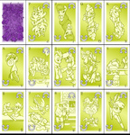 applejack background_ponies bench carrot_cake clover_the_clever cup_cake derpy_hooves dinky_hooves fluttershy gilda grown_up hat little_strongheart lyra_heartstrings main_six octavia_melody opalescence pinkie_pie pound_cake private_pansy pumpkin_cake rainbow_dash rannva rarity smart_cookie spike sweetie_drops tarot teacher's_pet time_turner twilight_sparkle twist vinyl_scratch windigo