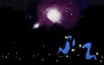 fireflies geomancing highres princess_luna wallpaper