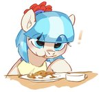 coco_pommel curry eating highres luciferamon