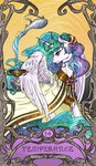 highres princess_celestia soursketches tarot