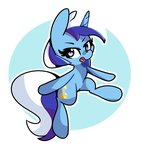 background_ponies highres kindakismet minuette