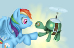 flying_machine goggles hoofbump idun96 rainbow_dash tank