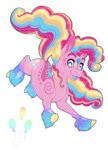 absurdres highres jackiebloom pinkie_pie rainbow_power