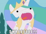 adventure_time crossover kadjule macro princess_celestia