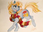 autumn_skye dennyvixen g3 scarf traditional_art