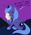 artist_unknown comic nighttime owl princess_luna