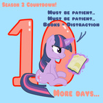 book comic highres reading shipomaster twilight_sparkle