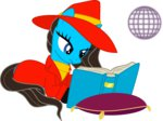 book carmen_sandiego highres kaylathehedgehog ponified transparent vector where_in_the_world_is_carmen_sandiego