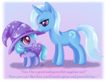 filly metalpandora original_character the_great_and_powerful_trixie