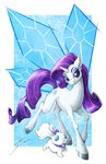 absurdres highres opalescence parkerleif rarity