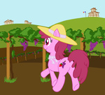 atlur background_ponies berry_punch