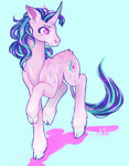 absurdres classical_unicorn highres k9core redesign starlight_glimmer