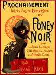 adlynh border french le_chat_noir parody poster the_great_and_powerful_trixie