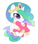 princess_celestia suirobo transparent
