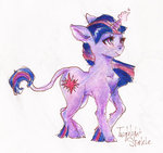 classical_unicorn traditional_art twilight_sparkle youmywaywardgirl