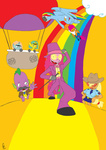 alice applejack crossover jacknife jailbot jared paperori pinkie_pie rainbow_dash scootaloo snailsquirm snipsy_snap spike superjail the_twins the_warden