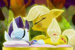 applejack crossover rarijack rarity shipping snow_white talonsoficeandfire