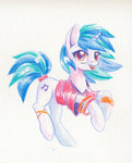 maytee traditional_art vinyl_scratch