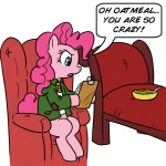 clipboard comic couch jacket madmax oatmeal pinkie_pie tie