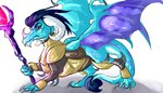 armor bloodstone_scepter dingobreath highres princess_ember