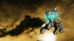 0r0chi armor dead_space isaac_clarke ponified space wallpaper