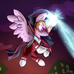 costume highres magic masked_matterhorn power_ponies princess_twilight twilight_sparkle whazzam95
