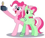 camera g3 lowres minty pinkie_pie shipping zerogravitybadger