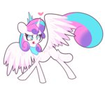 grown_up heart highres princess_flurry_heart turtlefarminguy