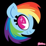rainbow_dash spacekitsch
