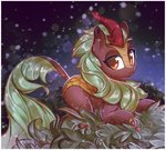 background_ponies highres kirin mirroredsea