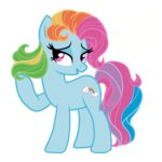 bubaiuv g3 generation_leap rainbow_dash_(g3)