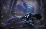 league_of_legends nightmare_moon zedrin