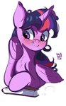 book highres princess_twilight tohupo twilight_sparkle