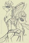 highres pharynx rossmaniteanzu thorax traditional_art