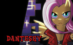 crossover devil_may_cry fluttershy madmax wallpaper