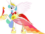 dress philomena princess_celestia senwyn1 transparent